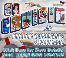 2015 Family Cruise with Kingdom Konsultants™ and WDWMAGIC™